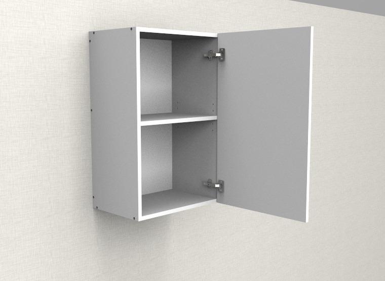 flat pack top cabinet single right door